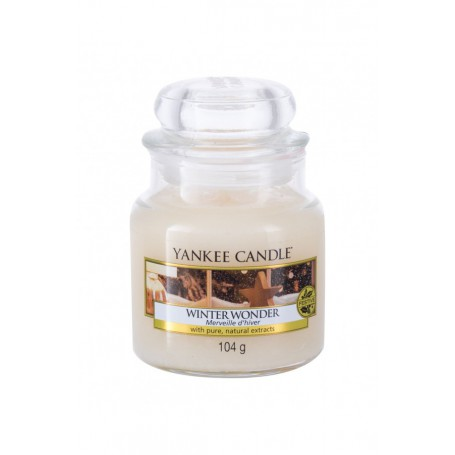 Yankee Candle Winter Wonder Świeczka zapachowa 104g