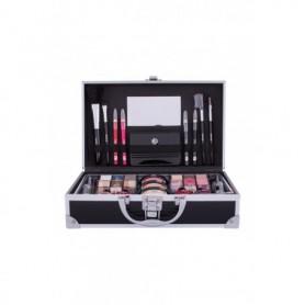 2K Fabulous Beauty Train Case Black Zestaw kosmetyków 66,9g