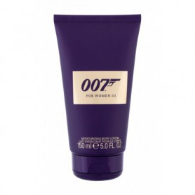James Bond 007 James Bond 007 For Women III Mleczko do ciała 150ml
