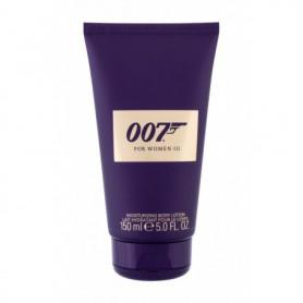 James Bond 007 James Bond 007 For Women III Mleczko do ciała 150ml