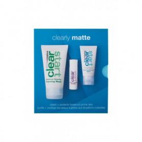 Dermalogica Clearly Matte Skin Kit Pianka oczyszczająca 75ml zestaw upominkowy