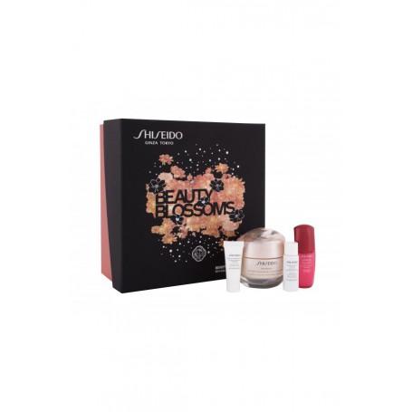 Shiseido Benefiance Beauty Blossoms Krem do twarzy na dzień 50ml zestaw upominkowy