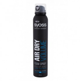 Syoss Professional Performance Air Dry Volume Pianka do włosów 200ml
