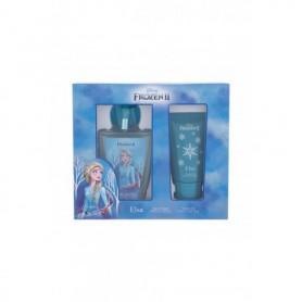 Disney Frozen II Elsa Woda toaletowa 100ml zestaw upominkowy