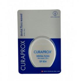 Curaprox Dental Floss Mint Vaxed Nitka dentystyczna 1szt