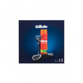 Gillette Fusion 5 Proshield Chill Flexball Maszynka do golenia 1szt zestaw upominkowy