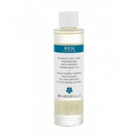 REN Clean Skincare Atlantic Kelp and Microalgae Toning Olejek do ciała 100ml