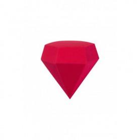 Gabriella Salvete Diamond Sponge Diamond Sponge Aplikator 1szt Magenta