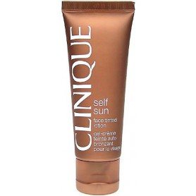 Clinique Self Sun Face Tinted Lotion Samoopalacz 50ml