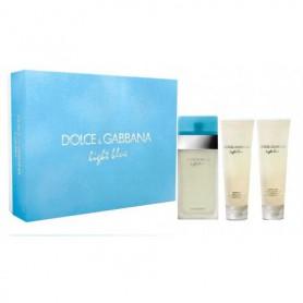 Dolce&Gabbana Light Blue Woda toaletowa 50ml zestaw upominkowy