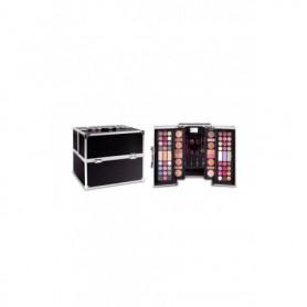 2K Super Model Beauty Train Case Zestaw kosmetyków 122,6g