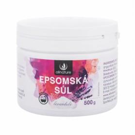 Allnature Epsom Salt Lavender Sól do kąpieli 500g