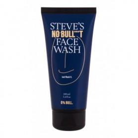 Steve´s No Bull***t Face Wash Żel oczyszczający 100ml