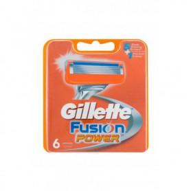 Gillette Fusion Power Wkład do maszynki 6szt