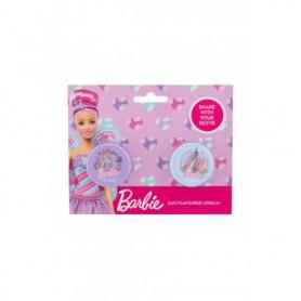 Barbie Barbie Duo Balsam do ust 10g zestaw upominkowy