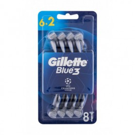 Gillette Blue3 Comfort Champions League Maszynka do golenia 8szt