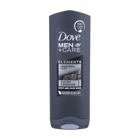 Dove Men   Care Elements Charcoal Żel pod prysznic 250ml
