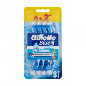 Gillette Blue3 Cool Maszynka do golenia 8szt