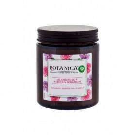 Air Wick Botanica Island Rose & African Geranium Świeczka zapachowa 205g