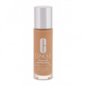 Clinique Beyond Perfecting Foundation   Concealer Podkład 30ml WN48 Oat