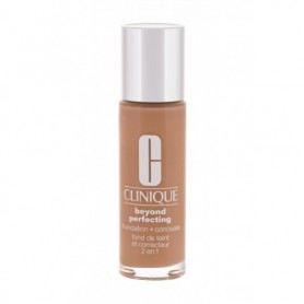 Clinique Beyond Perfecting Foundation   Concealer Podkład 30ml CN78 Nutty