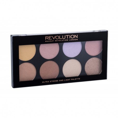 Makeup Revolution London Ultra Strobe And Light Palette Rozświetlacz 11,5g