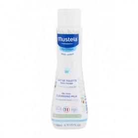 Mustela Bébé No Rinse Cleansing Milk Mleczko do ciała 200ml