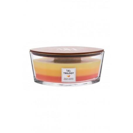WoodWick Trilogy Tropical Sunrise Świeczka zapachowa 453,6g