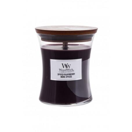 WoodWick Spiced Blackberry Świeczka zapachowa 275g