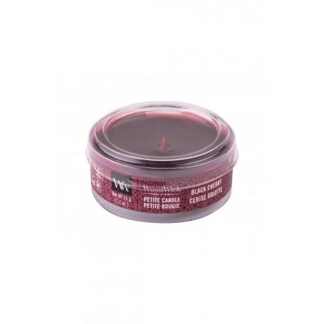 WoodWick Black Cherry Świeczka zapachowa 31g
