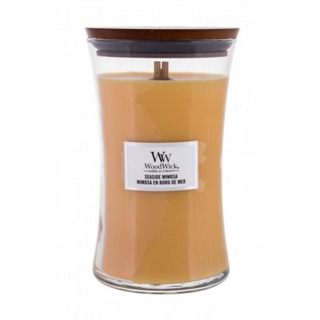 WoodWick Seaside Mimosa Świeczka zapachowa 610g