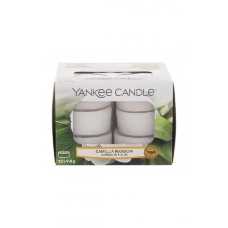 Yankee Candle Camellia Blossom Świeczka zapachowa 117,6g