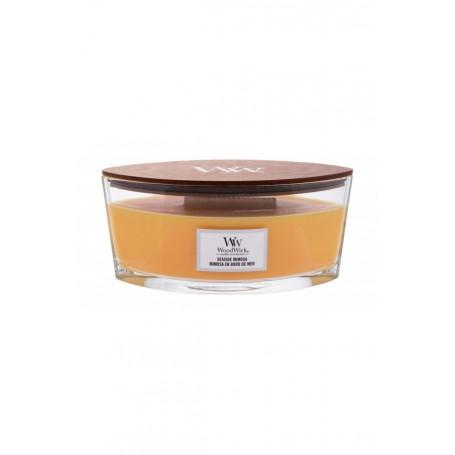 WoodWick Seaside Mimosa Świeczka zapachowa 453,6g
