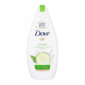Dove Go Fresh Cucumber Żel pod prysznic 500ml