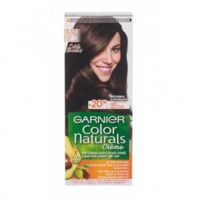 Garnier Color Naturals Créme Farba do włosów 40ml 5,12 Icy Light Brown