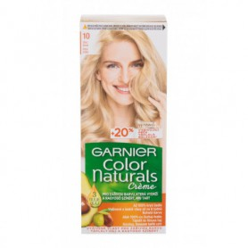 Garnier Color Naturals Créme Farba do włosów 40ml 10 Natural Ultra Light Blond
