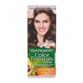Garnier Color Naturals Créme Farba do włosów 40ml 5,3 Natural Light Golden Brown