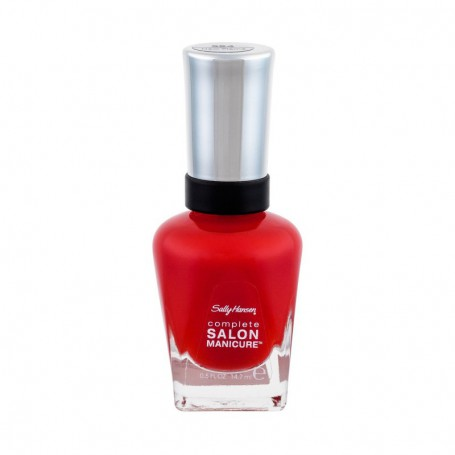 Sally Hansen Complete Salon Manicure Lakier do paznokci 14,7ml 554 New Flame