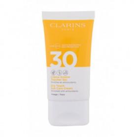 Clarins Sun Care Dry Touch SPF30 Preparat do opalania twarzy 50ml