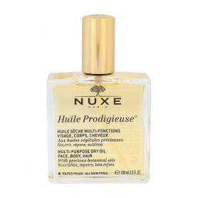 NUXE Huile Prodigieuse Multi Purpose Dry Oil Face, Body, Hair Olejek do ciała 100ml