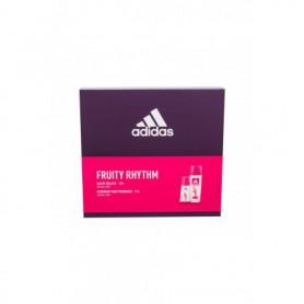 Adidas Fruity Rhythm For Women Woda toaletowa 30ml zestaw upominkowy