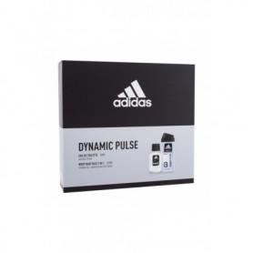 Adidas Dynamic Pulse Woda toaletowa 50ml zestaw upominkowy