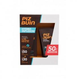 PIZ BUIN Hydro Infusion Sun Gel Cream Preparat do opalania ciała 150ml zestaw upominkowy