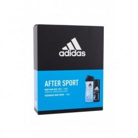 Adidas After Sport After Sport Dezodorant 150ml zestaw upominkowy