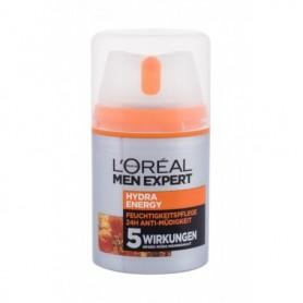 L´Oréal Paris Men Expert Hydra Energy BVB 09 Limited Edition Krem do twarzy na dzień 50ml
