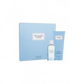 Abercrombie & Fitch First Instinct Blue Woda perfumowana 50ml zestaw upominkowy