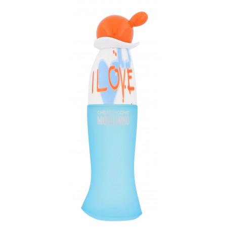 Moschino Cheap And Chic I Love Love Woda toaletowa 50ml