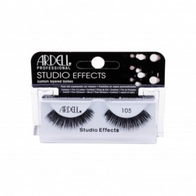 Ardell Studio Effects 105 Sztuczne rzęsy 1szt Black