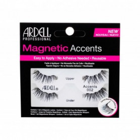 Ardell Magnetic Accents Accents 002 Sztuczne rzęsy 1szt Black