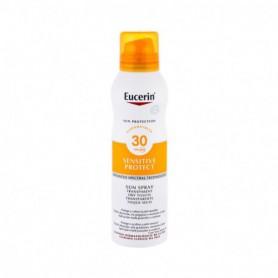 Eucerin Sun Sensitive Protect Sun Spray Dry Touch SPF30 Preparat do opalania ciała 200ml